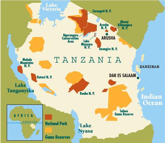 Tanzania-National-Park-Explore Safaris
