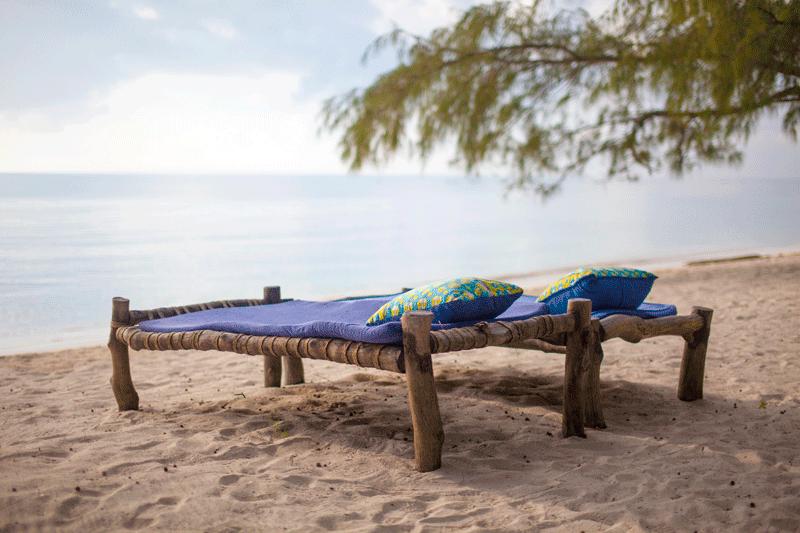 Explore-Kinondo-Beach-beds-afternoon