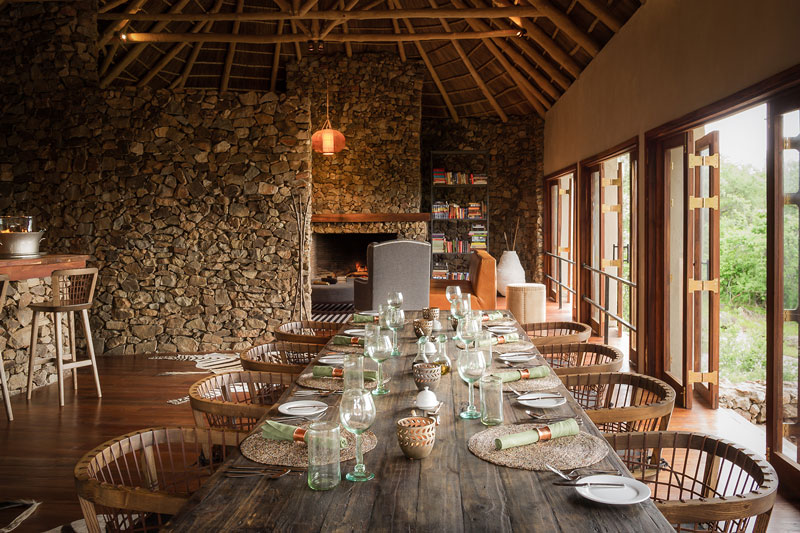 Explore-Mwiba-Lodge—Library-Dining
