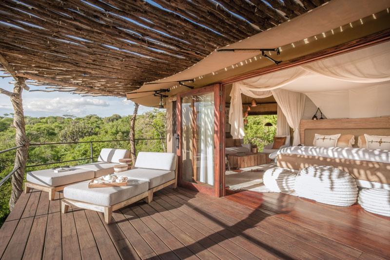 Explore-Mwiba-Lodge—Tented-Suite-Deck