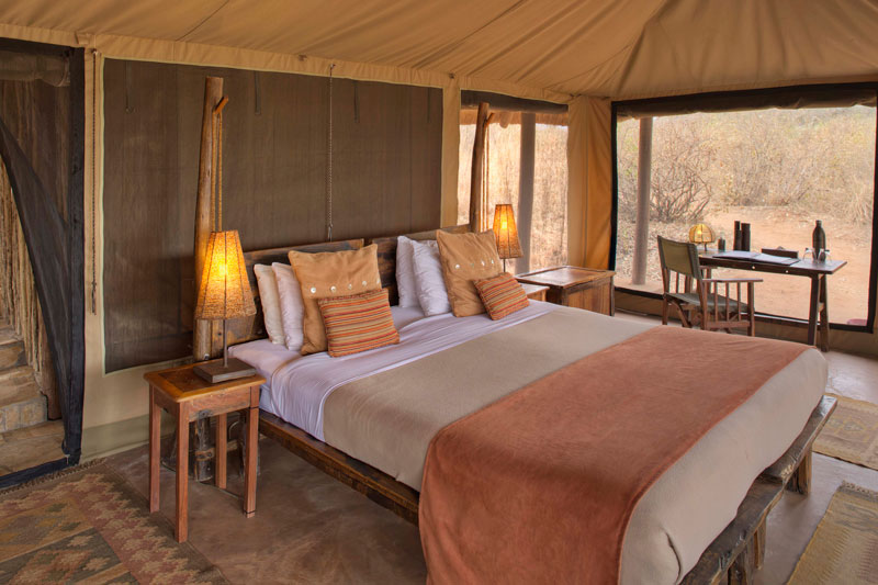 Explore-Olivers-camp-view-of-guest-tent-interior