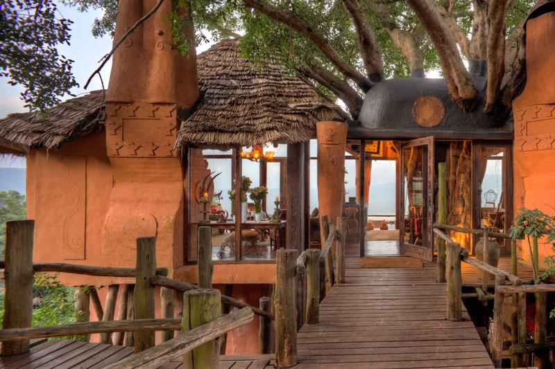Explore-Tree-camp-exterior-andBeyond-Ngorongoro-Crater